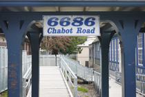 6686 Chabot Road